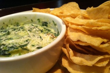 Spinach And Artichoke Dip