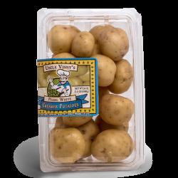 White Creamer Potatoes