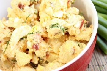 Yukon Potato Salad